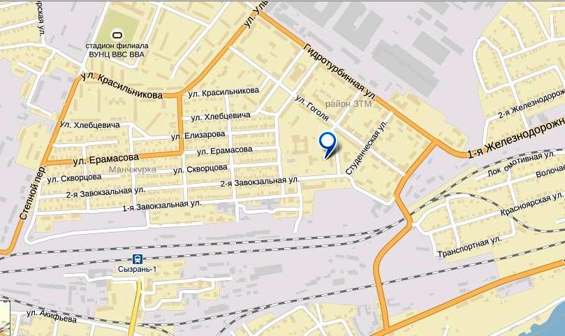 29 школа на карте города